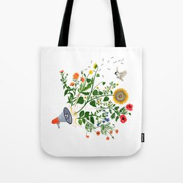 Beauty is truth, truth beauty Tote Bag