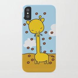 Garry Sneeze iPhone Case