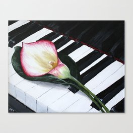 Ode to Beauty Canvas Print