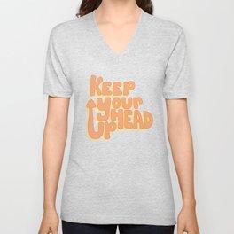 Keep Your Head Up Unisex V-Neck