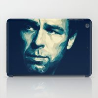 allison argent iPad Cases featuring Chris Argent by Finduilas