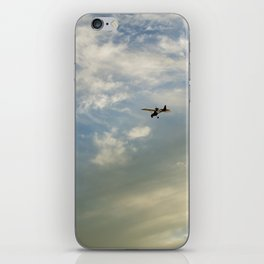Flying High Cloudscape iPhone Skin