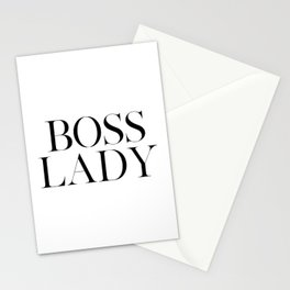 PRINTABLE Art,BOSS LADY, Office Decor,Office Sign,Girls Room Decor,Office Wall Art,Quote Prints,Digi Stationery Cards