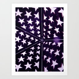 Star Gazing Art Print