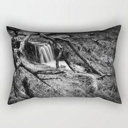 Blaen Bran, Cwmbran, South Wales, UK - 10 Rectangular Pillow