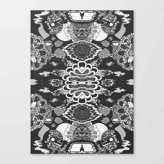 Aphelion Canvas Print