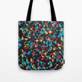 Semi Circ Tote Bag