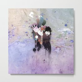 children Metal Print