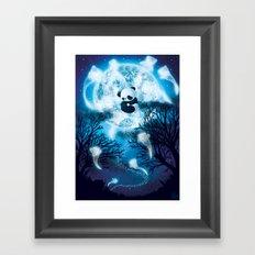 The Risen Framed Art Print