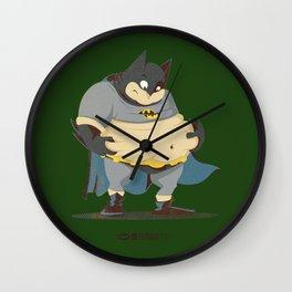 Fatman Wall Clock