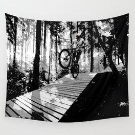 Biker Wall Tapestry