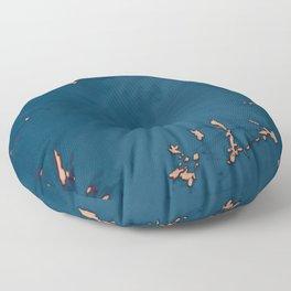 2020 Fall/Winter 17 Navy Floor Pillow
