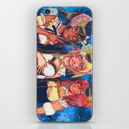 Bibi Astrology Sign Style iPhone Skin