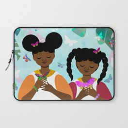 Under the Forest Trees Laptop Sleeve