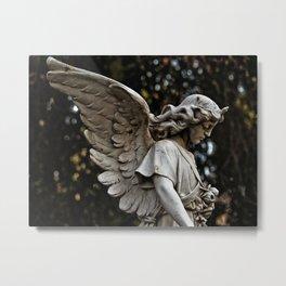 stone wings Metal Print