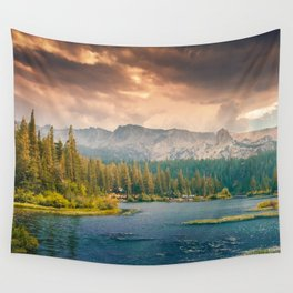 Wilderness Escape Wall Tapestry