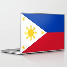 Philippines national flag Laptop & iPad Skin