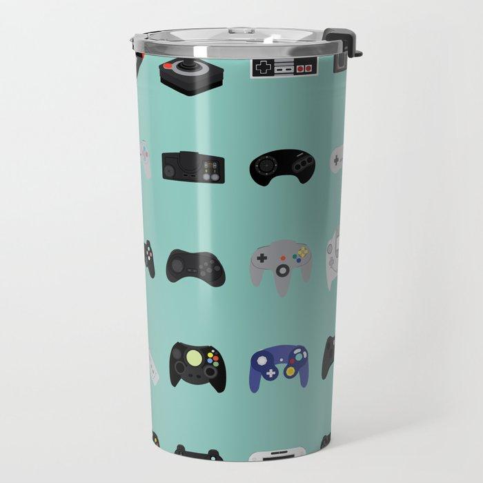 Console Evolution Travel Mug