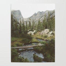 Dream Lake Creek Poster