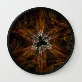 Unbridled Nature Wall Clock
