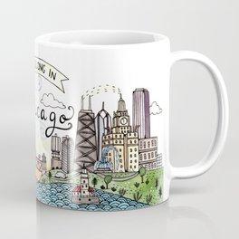 We Belong in Chicago Coffee Mug