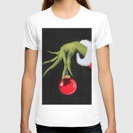 Christmas Grinchmas T-shirt