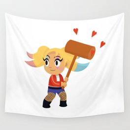 Pudding Wall Tapestry