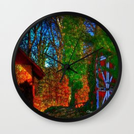 March 15th 2014 Wall Clock