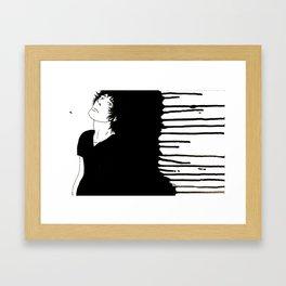 inkbleed Framed Art Print