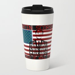 The Stratton Wolf Travel Mug