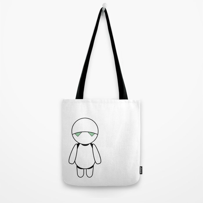 Marvin,  the Paranoid Android Tote Bag