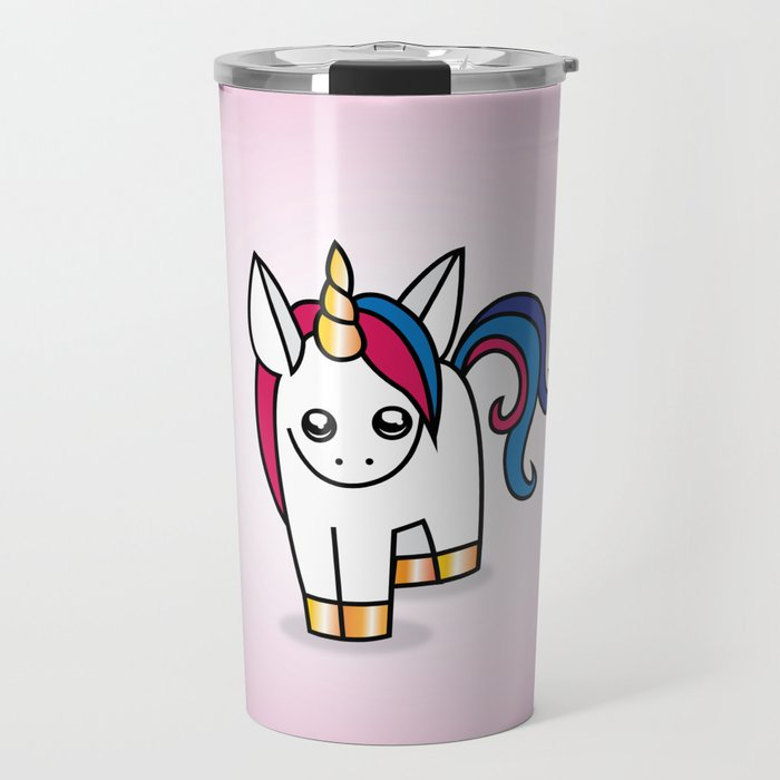 Nova the Unicorn Travel Mug