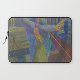 J in the dragon house Laptop Sleeve