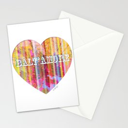 Balt'Amore - Pink Stationery Cards