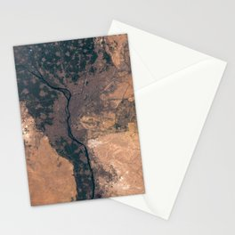 Cairo, Egypt Stationery Cards