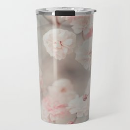 Gypsophila pink blush Travel Mug