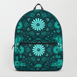 Lord Ethel in blue Backpack