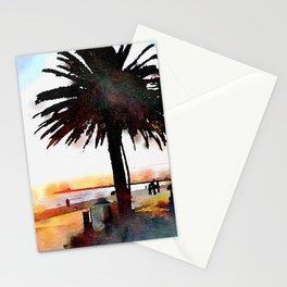 St Kilda Sunset Stationery Cards