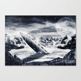 Poster - The ship Canvas Print