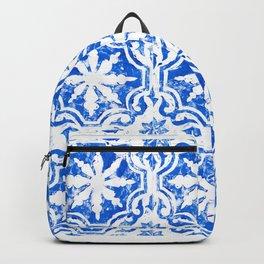 Hampton blue Backpack