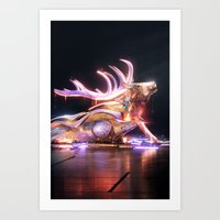 Vestige-1-24x36 Art Print