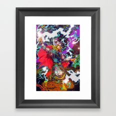 Thor Framed Art Print