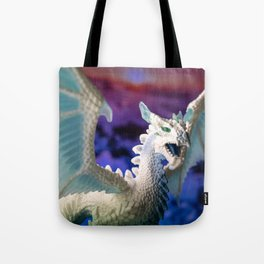 Ice Dragon 3 Tote Bag