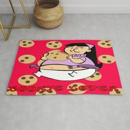 Cookie Lover Rug