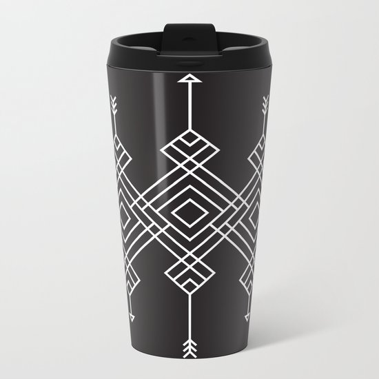GOOD AIM Metal Travel Mug