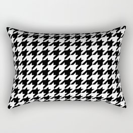 Houndstooth Rectangular Pillow