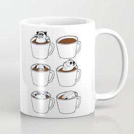 More Coffee Pug Coffee Mug