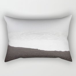 Lingering at the Lost Coast Rectangular Pillow