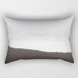 Lingering at the Lost Coast Rectangular Pillow