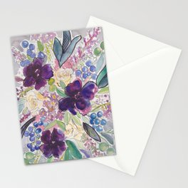 50 Shades of Gray and Some Other Colors Stationery Cards